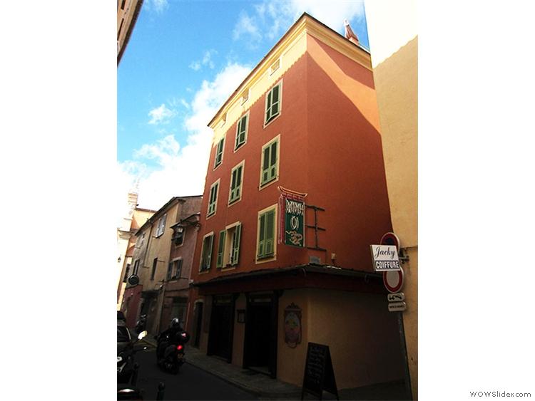 3-5, Rue Forcioli Conti